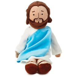 Cute gifts for easter baskets hallmark ideas inspiration my friend jesus stuffed doll 13 negle