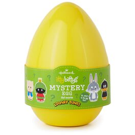 itty bittys® LOONEY TUNES™ Mystery Egg With Stuffed Animal, , large