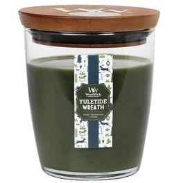 WoodWick® Tumbler Candle, Yuletide Wreath, , large