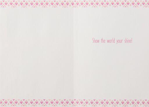 Show Your Shine Birthday Card,