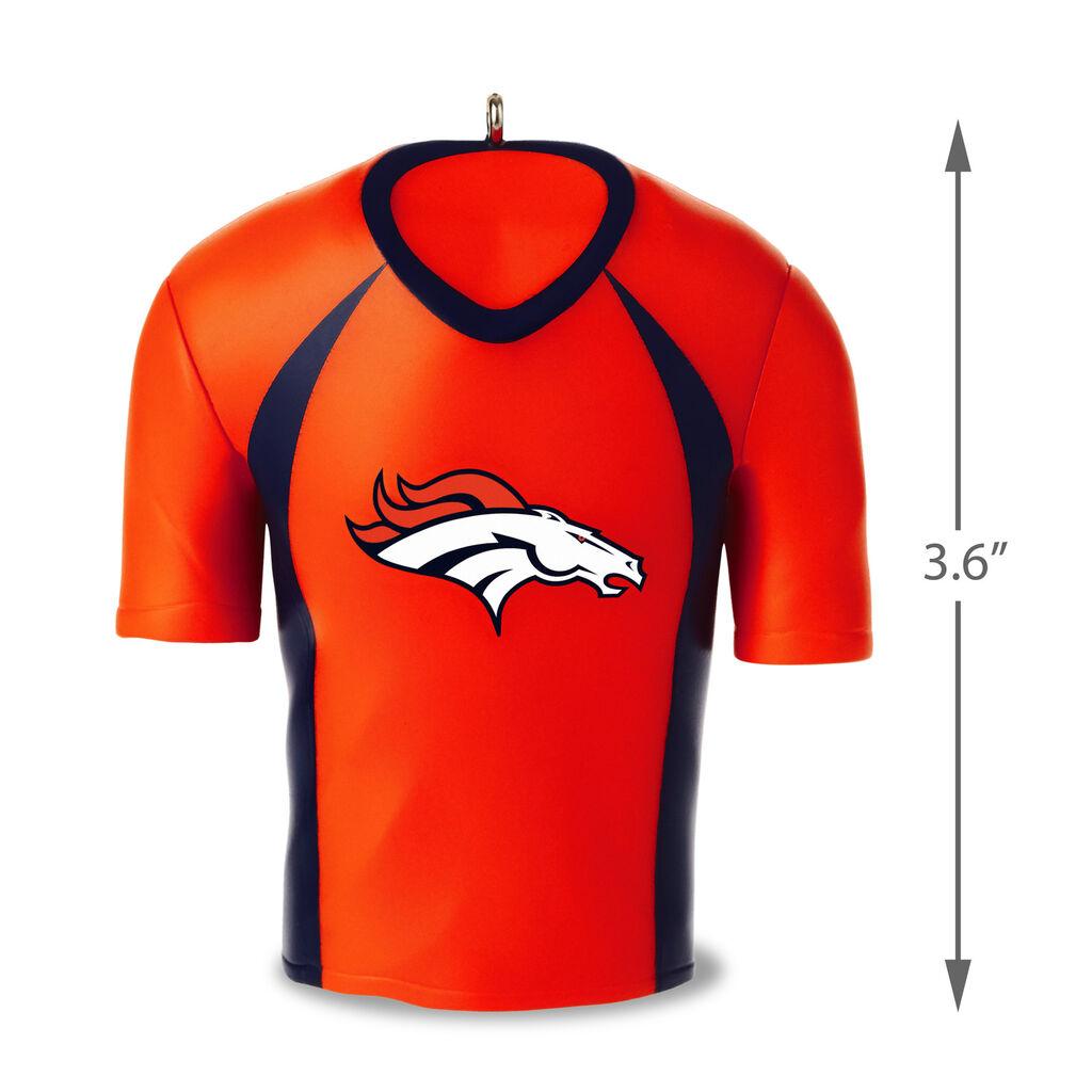 buy popular 1a1ad 027d5 Denver Broncos Jersey Ornament