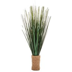 Sea Grass In Rope Pot Artificial Plant Decoration 22