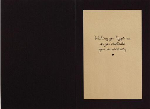 Love Shines Brighter Anniversary Card,