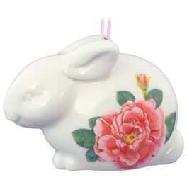 """Hoppy"" Spring Bunny Rabbit Easter Ornament, , large"