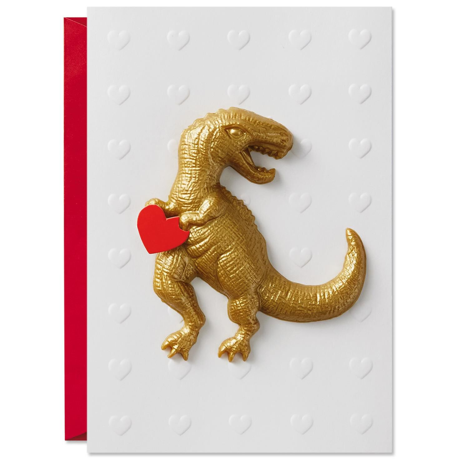 Dinosaur Valentineu0027s Day Card For Someone Special ...