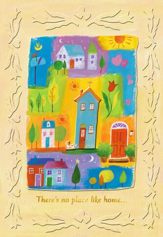 No place like home new home congratulations card greeting cards no place like home new home congratulations card m4hsunfo