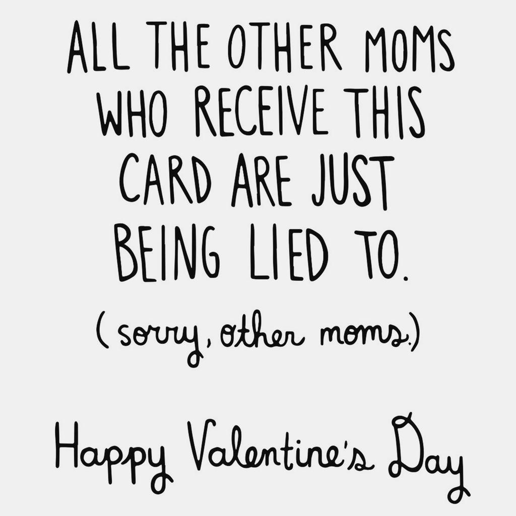 Best Mom Ever Valentine S Day Card Greeting Cards Hallmark