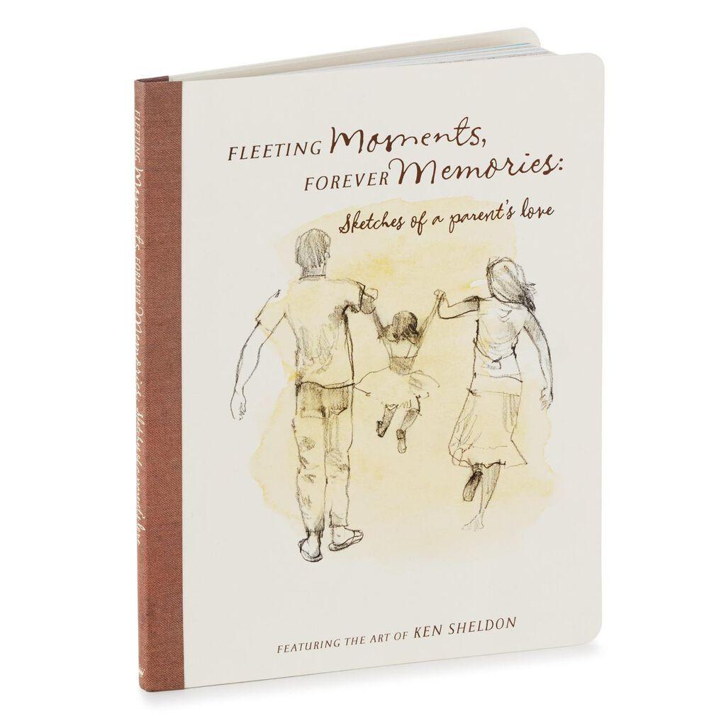 Fleeting Moments Forever Memories Book Relationship Books Hallmark