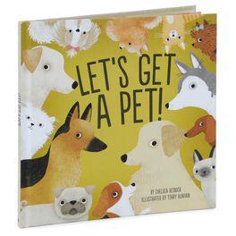Let's Get a Pet! Book, , large