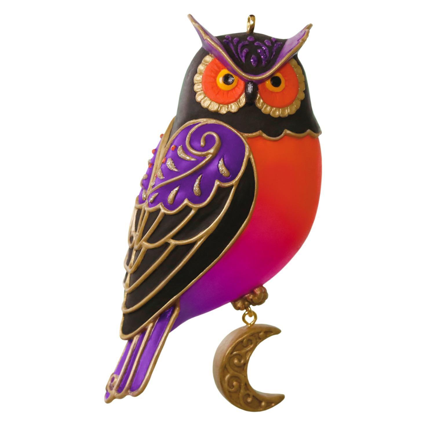 Happy Owloween Halloween Ornament  Keepsake Ornaments  Hallmark