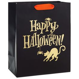 "Happy Halloween Large Halloween Gift Bag, 13"", , large"