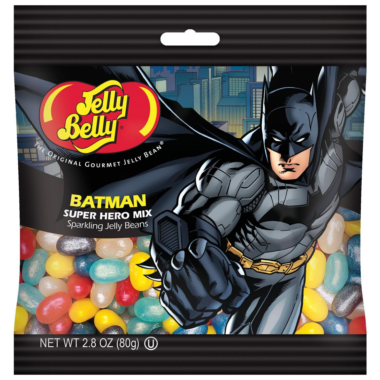 Jelly Belly® Batman™ Jelly Beans Gift Bag, 2.8 oz. - Candy ...