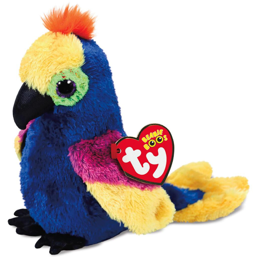 Ty® Beanie Boos Wynnie the Parrot Stuffed Animal f4d92bd0341