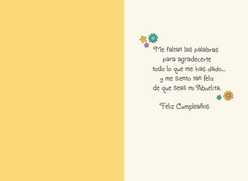 Floral Wreath Birthday Card for Grandma Greeting Cards Hallmark – Birthday Cards for Grandma