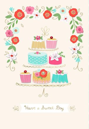 Sweet Tooth Mother's Day Card