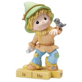 Precious Moments® Scarecrow of Wonderful World of Oz Figurine, , large