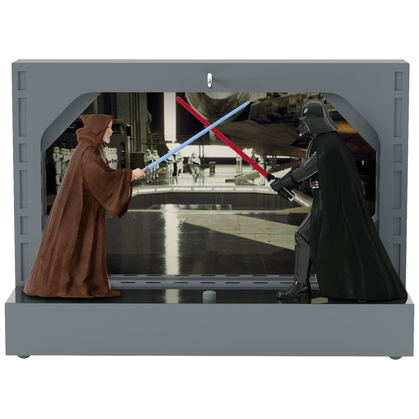 Star Wars™: A New Hope™ A Duel To The Death Sound Ornament  Keepsake  Ornaments  Hallmark