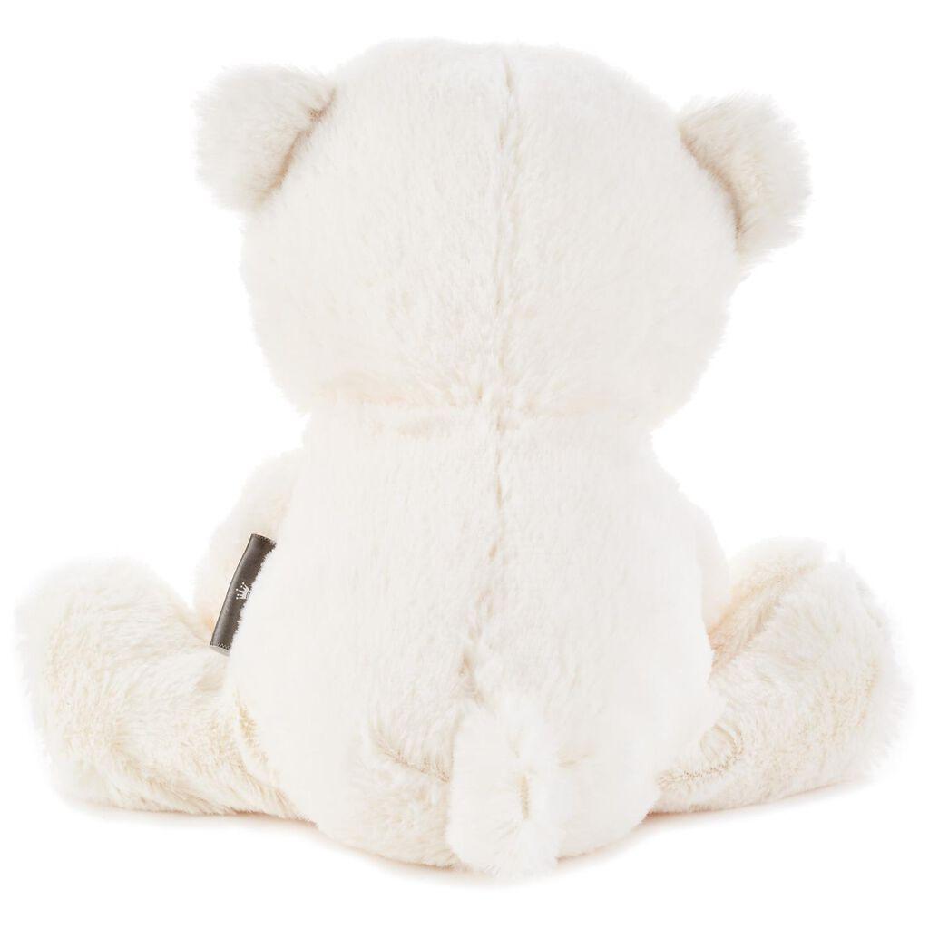 Baby Polar Bear Stuffed Animal 8 Classic Stuffed Animals Hallmark