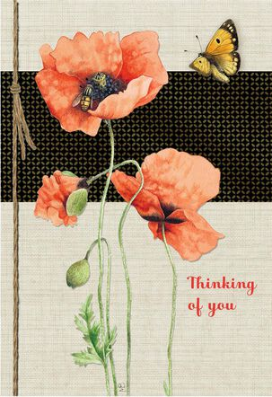 Marjolein Bastin Friends for Life Thinking of You Card