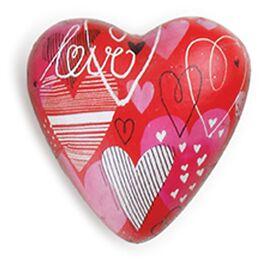 Love Art Heart Token, 1.5x1.5, , large