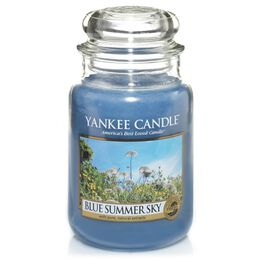 Blue Summer Sky Large Jar Candle by Yankee Candle®, , large