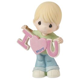 Precious Moments® Love You More Boy Figurine, , large