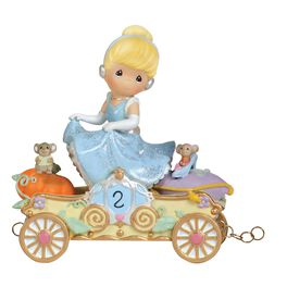 "Precious Moments® Disney ""Bibbidi, Bobbidi, Boo—Now You're Two!"" Cinderella Figurine, Age 2, , large"