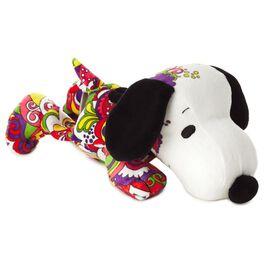 Groovy Snoopy Stuffed Animal, , large