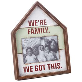 We're Family Picture Frame, 6x4, , large
