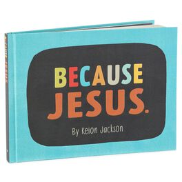 Because Jesus Gift Book, , large