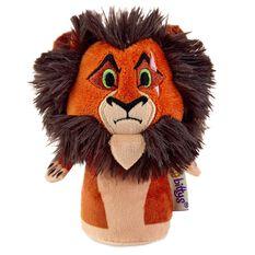 Itty Bittys 174 Disney The Lion King Scar Stuffed Animal