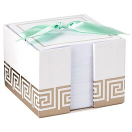 Classic Heritage Square Memo Caddy, , large