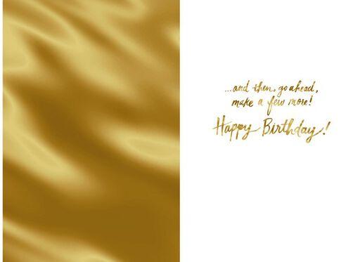Make a Wish Birthday Card,