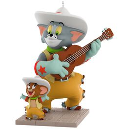 Tom and Jerry Texas Tom Ornament, , large