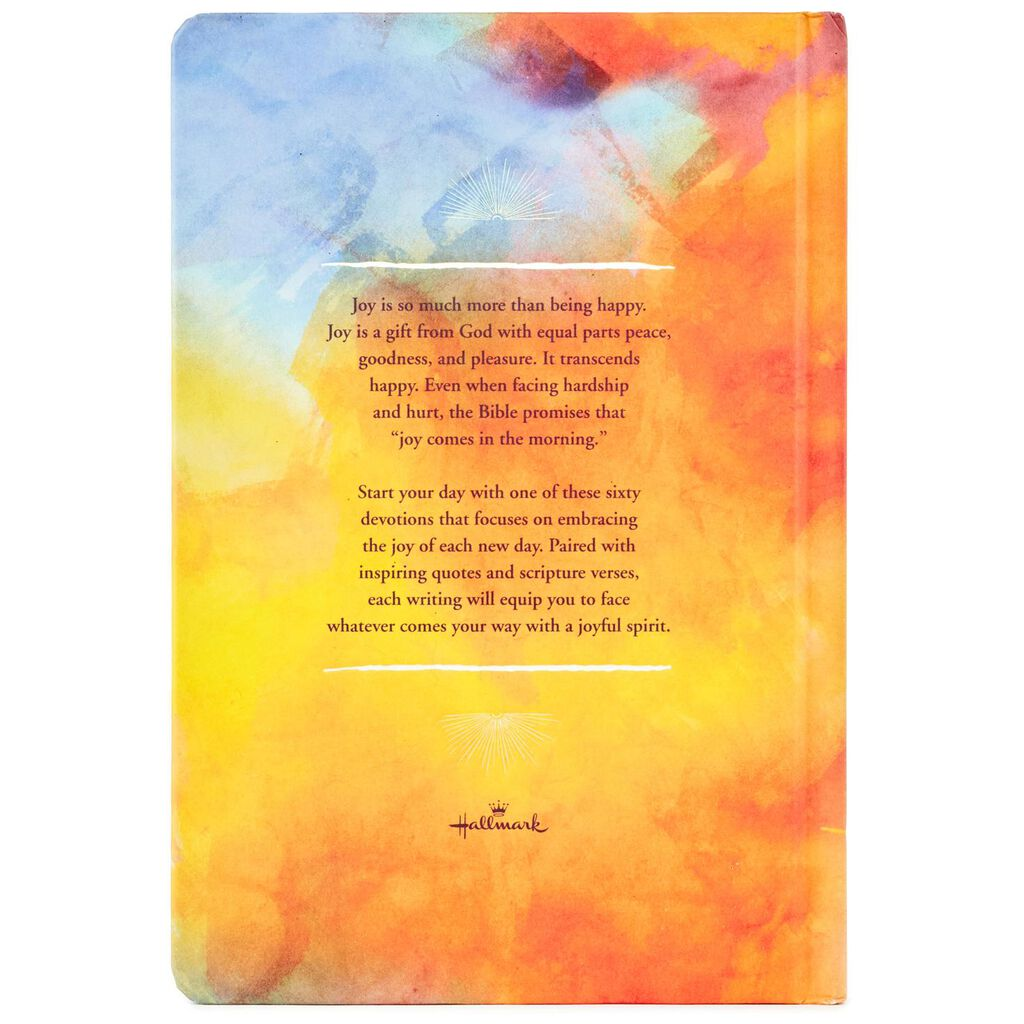 Joy Comes In The Morning 60 Devotions To Start Your Day Book