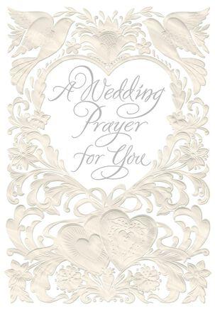 Sharing One Love Wedding Card