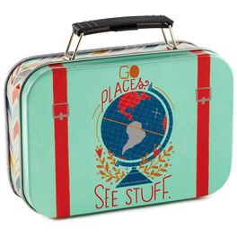 Go Places Gift Card Holder Tin, , large