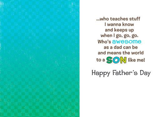 Fun with Tom and Jerry from Son Father's Day Card,