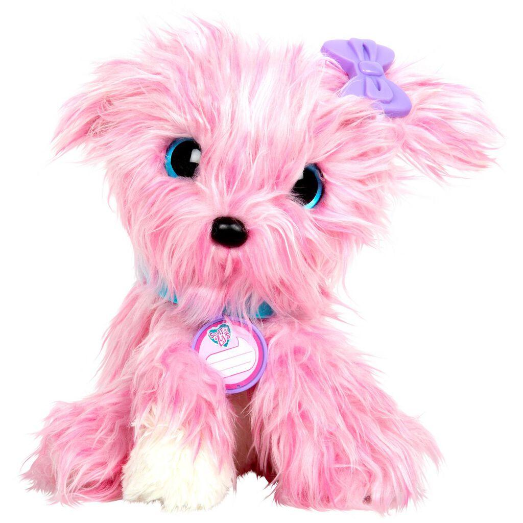 Little Live Pink Scruff A Luv Surprise Stuffed Animal Classic