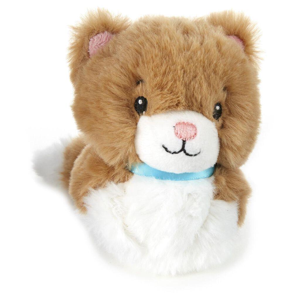 Zip-Along Cat Stuffed Animal
