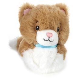 Zip-Along Cat Stuffed Animal, , large