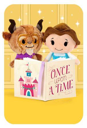itty bittys® Beauty and the Beast Fairytale Birthday Card
