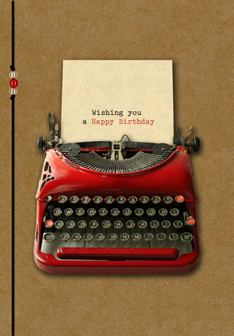 Its like a text message birthday card greeting cards hallmark its like a text message birthday card bookmarktalkfo Image collections