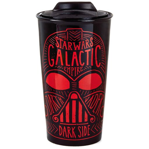 star wars darth vader travel mug 10 oz