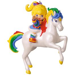 Rainbow Brite™ and Starlite Ornament, , large