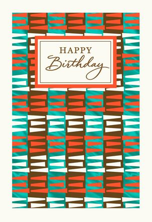 You Are Admired Birthday Card