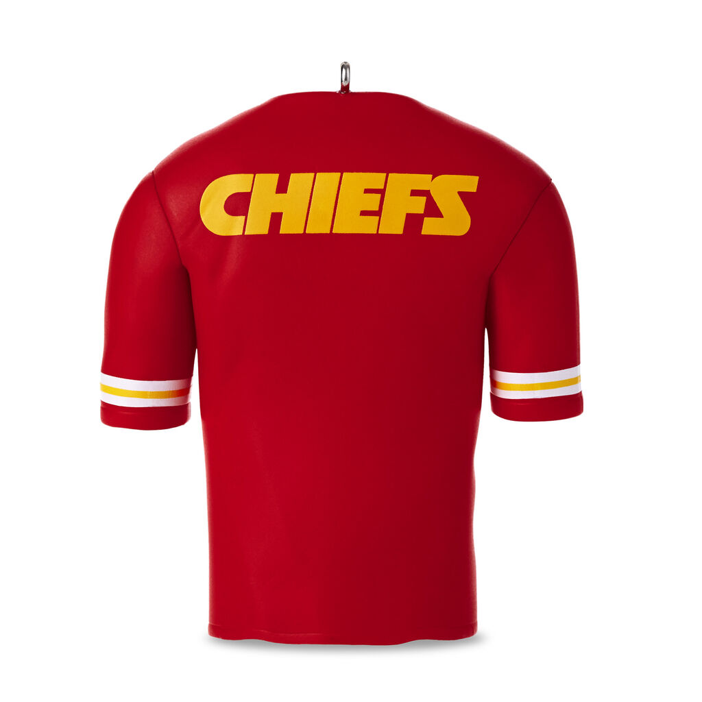 half off 9b427 674cd Kansas City Chiefs Jersey Ornament