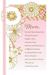 My Mom, My Friend Religious Mother's Day Card,