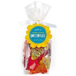 Yummi Gummi Butterflies Candy, 6 oz., , large