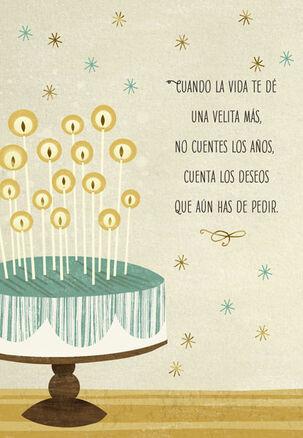 Cuenta los Deseos en Tu Cumpleaños